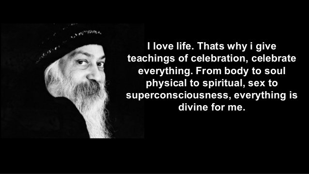amazing osho quotes on love and life