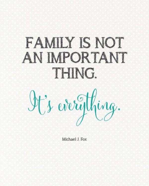100+ Greatest Quotes About Family Of All Time - BayArt