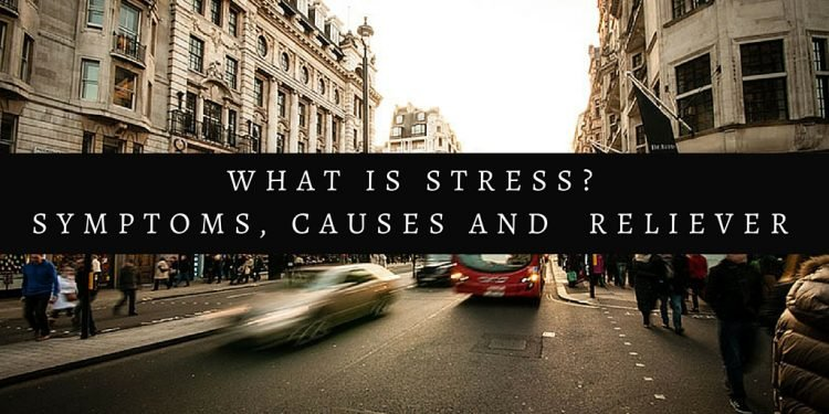 WHAT IS STRESS? SYMPTOMS, CAUSES AND RELIEVERS