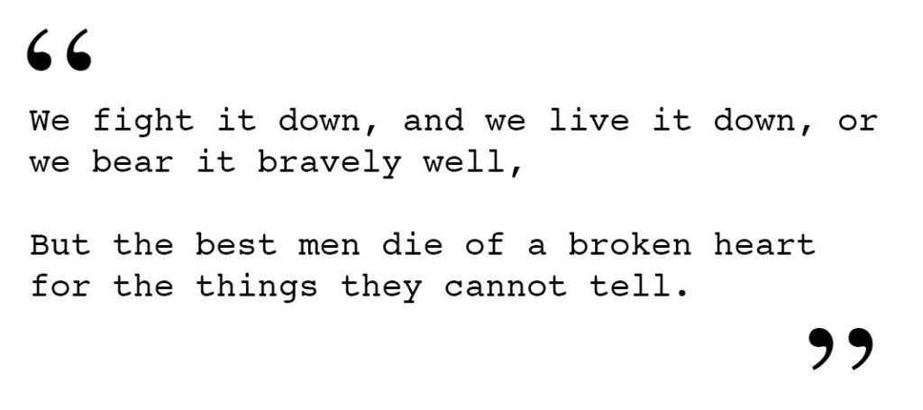 Heart broken Poetry From Famous Poets That Make You Cry