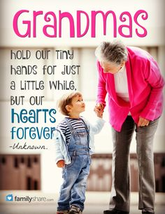 Delightful Grandmother Quotes