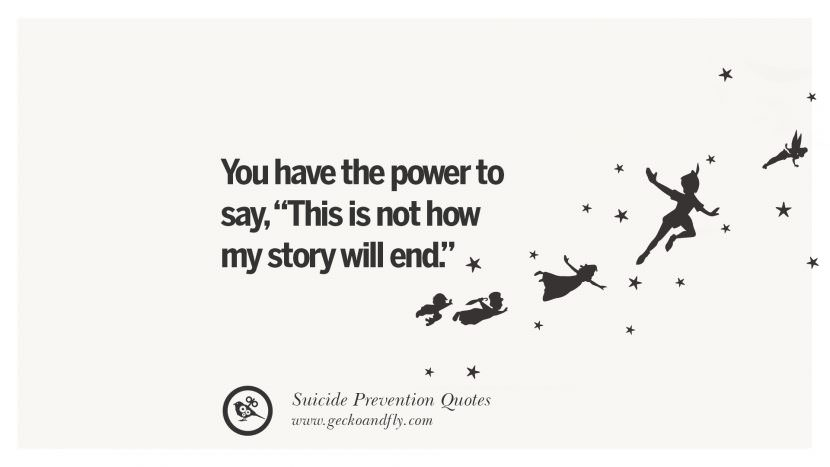 37 Profound Suicide Awareness Quotes That You Have To Know ...