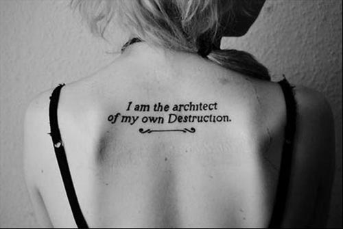 Best Meaningful Quotes for Tattoos Selected for You