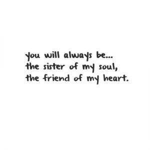 best i love you sister quotes