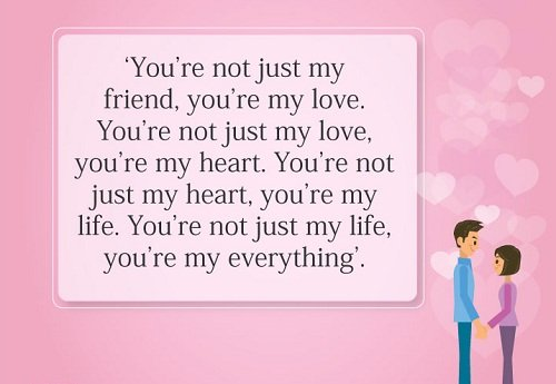 I love you baby are my life quotes