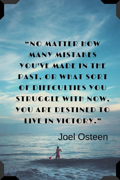 powerful Joel Osteen sayings