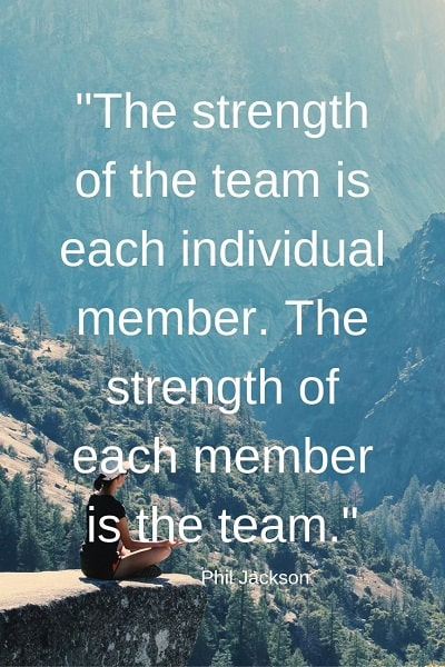 powerful teamwork quotes
