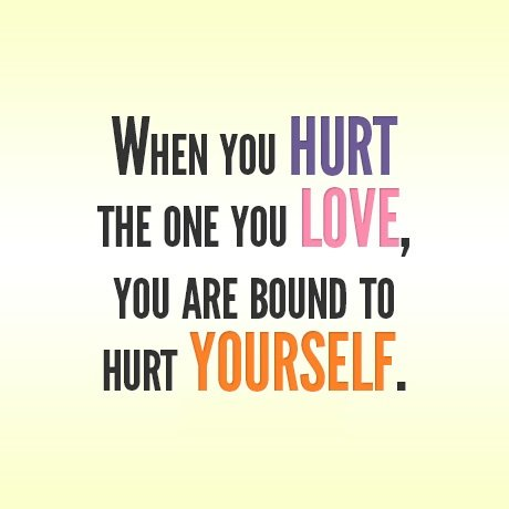 100+ Remarkable Hurt Quotes - Being & Feeling Love Hurt Words - BayArt