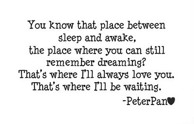 best peter pan quotes
