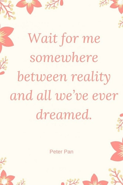 cutest peter pan quotes