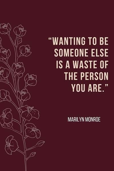 inspiring quotes from marilyn monroe