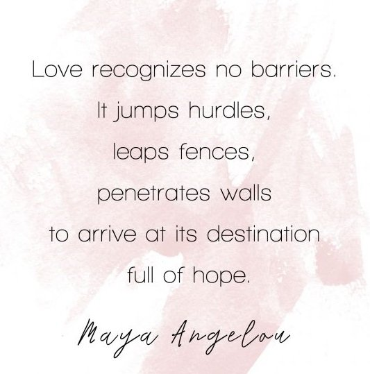 maya angelou quotes about love and relationships