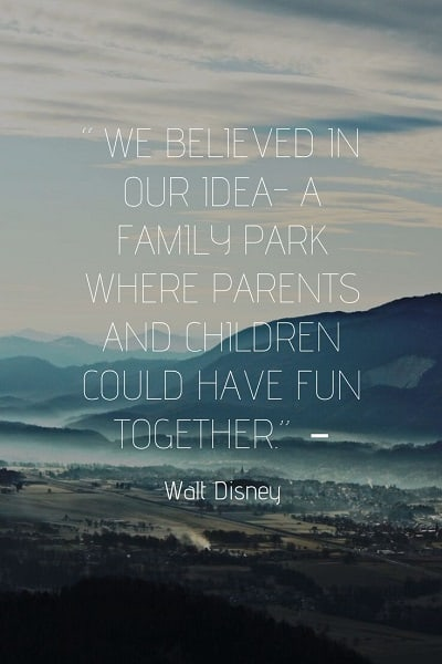 most famous quotes by walt disney
