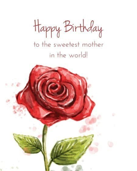 Incredible 150 Unique Happy Birthday Mom Quotes Wishes With Images Bayart Personalised Birthday Cards Paralily Jamesorg