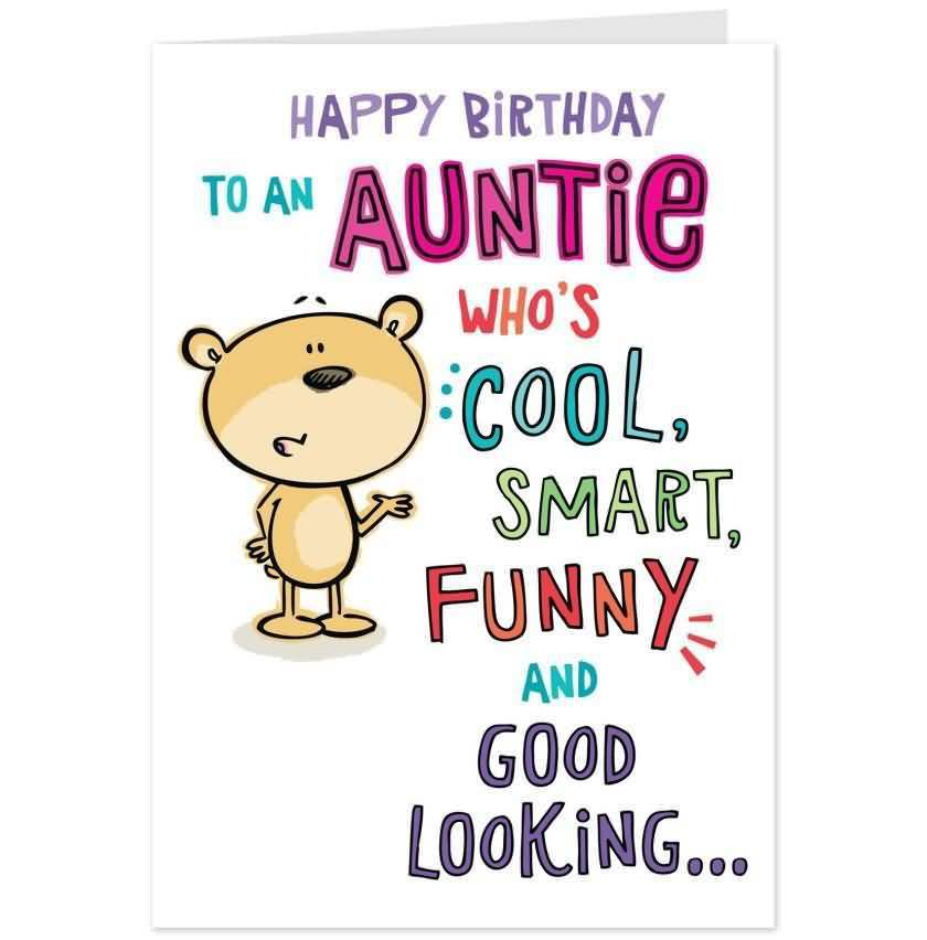 happy birthday auntie images