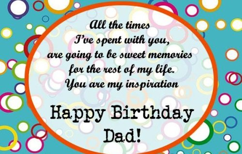 200 Wonderful Happy Birthday Dad Quotes Wishes