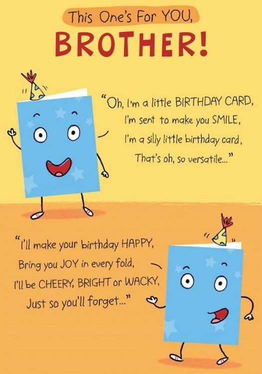 200+ Mind-blowing Happy Birthday Brother Wishes & Quotes