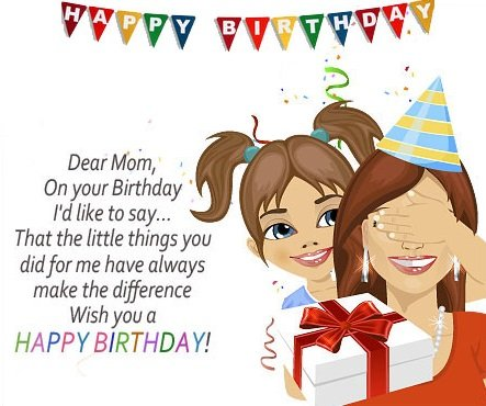 Incredible 150 Unique Happy Birthday Mom Quotes Wishes With Images Bayart Birthday Cards Printable Trancafe Filternl