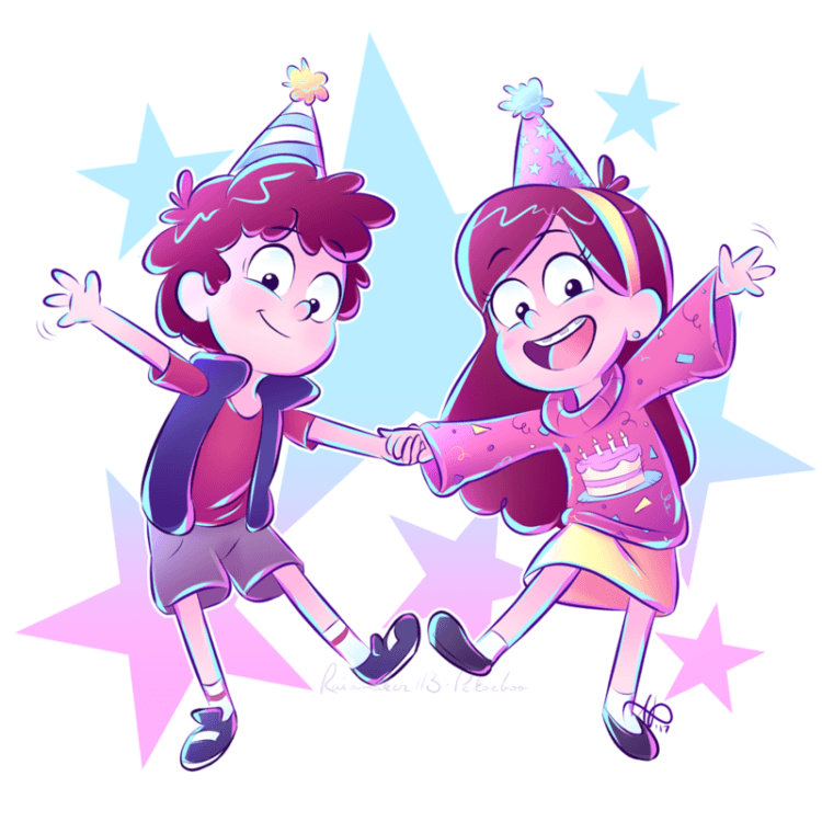 87+ Best of COLORFUL Happy Birthday Twins Wishes - BayArt