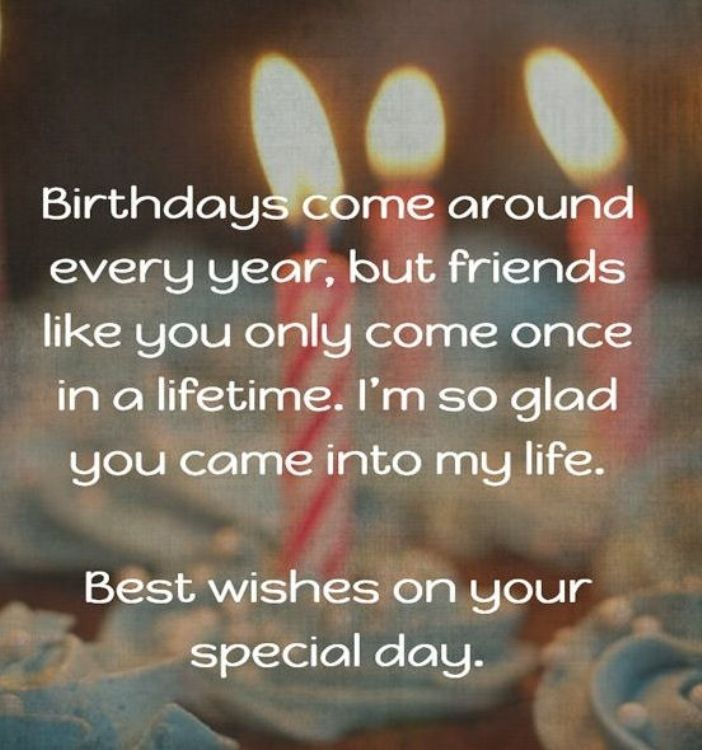 158+ LEGENDARY Birthday Wishes for Friends & Best Friend ...