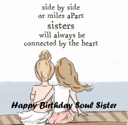 happy birthday sister