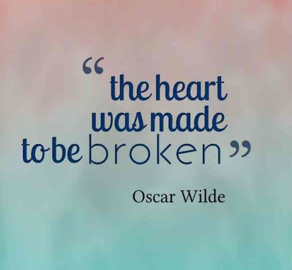 84+ DEEP Break Up Quotes : Learn From A Broken Heart - BayArt