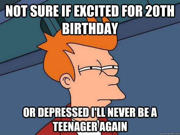70+ AWESOME Happy 20th Birthday Wishes and Quotes