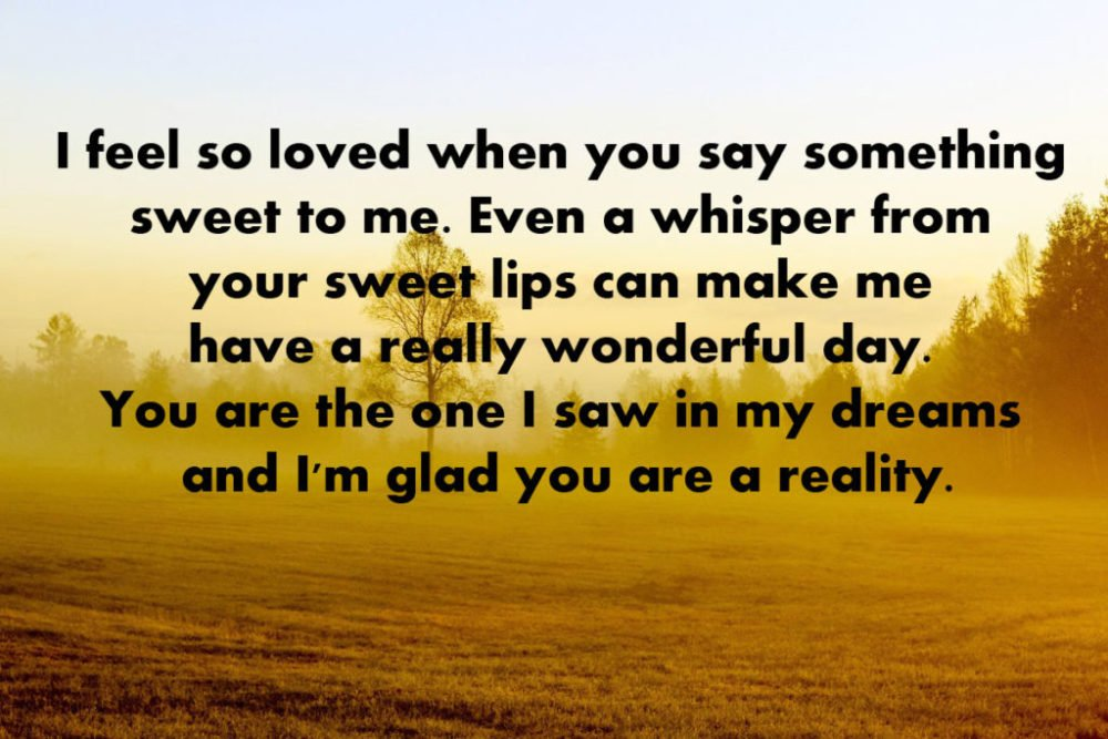 amazing good morning messages for her