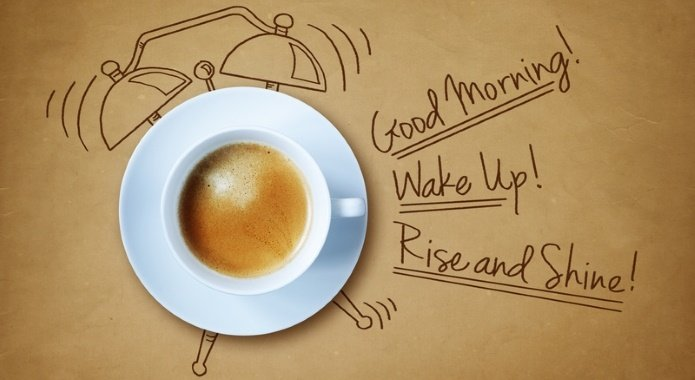 best good morning messages for her