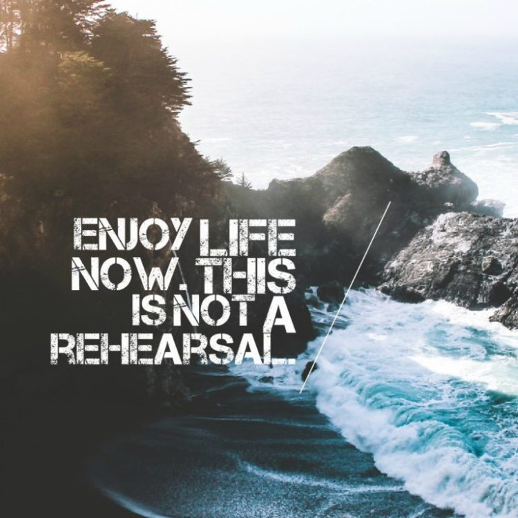 bob marley quotes: Emjoy life now!