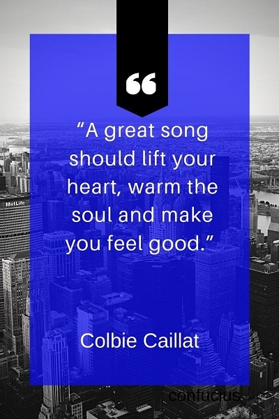 deep quotes on music