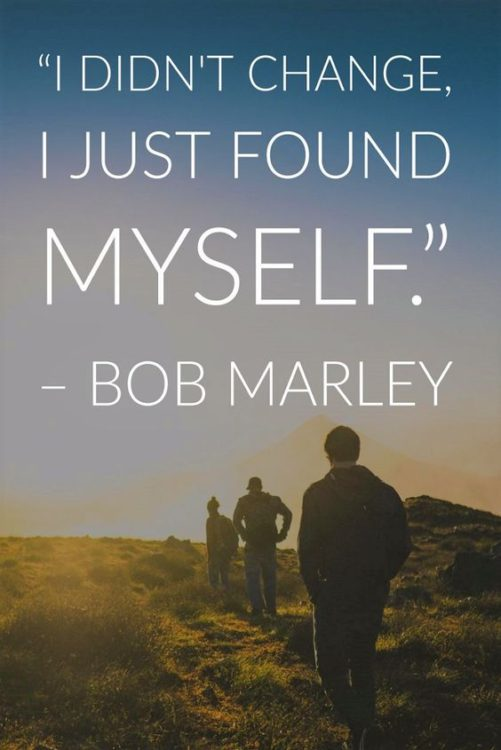 inspirational bob marley quote