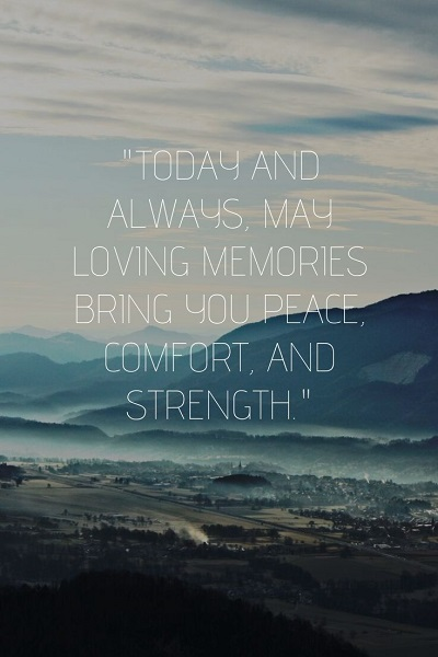 most profound quotes for sympathy and condolences