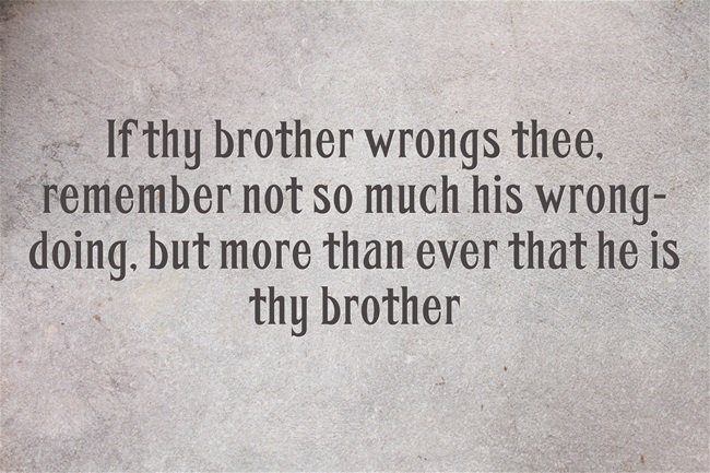 quotes about little brothers