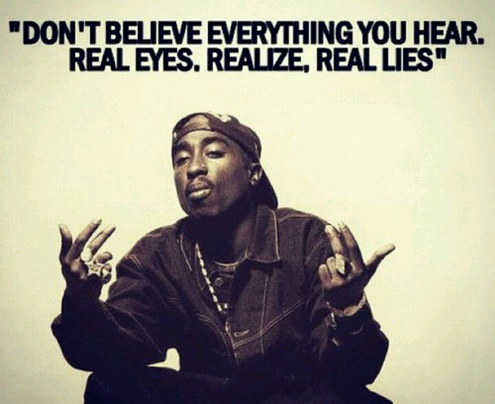 234+ Greatest Tupac Quotes That Will Change Your World - BayArt