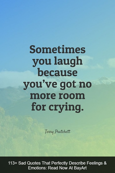 most famous sadness quotes