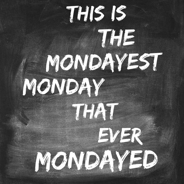 tomorrow is monday images