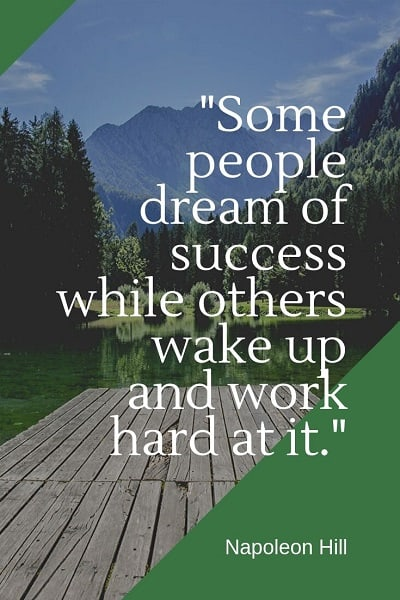 inspiring hard work quotes
