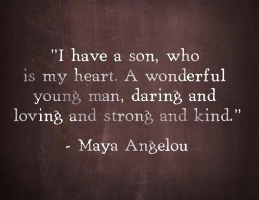 70+ Mother Son Quotes To Show How Much He Means To You - BayArt
