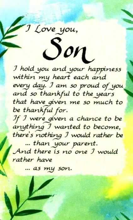mommy and son quotes