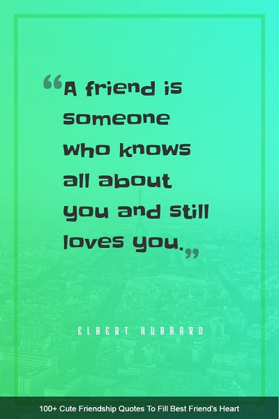 cute quotes about best friends