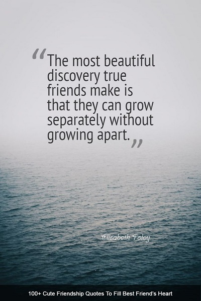 famous friendship sayings
