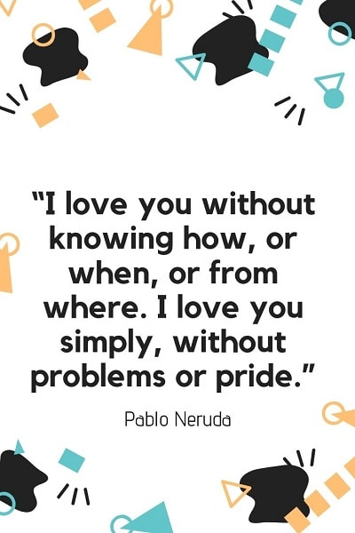 most famous i love you quotes