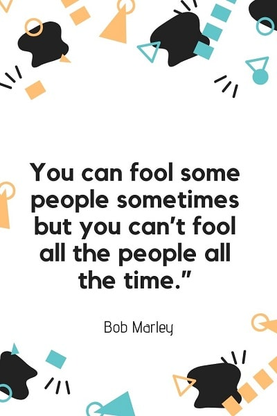 most inspirational bob marley quotes