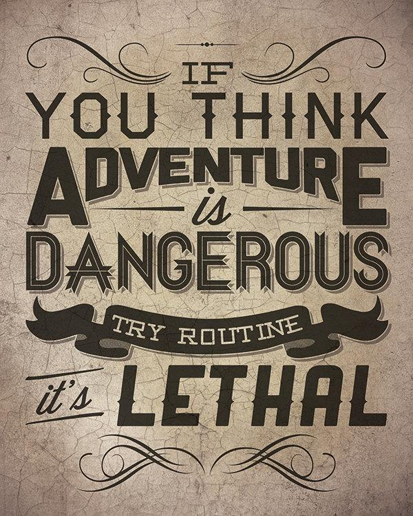 amazing adventure quotes
