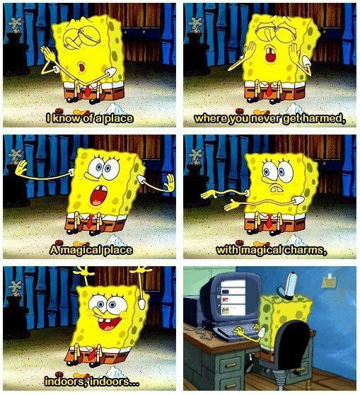 best spongebob quotes