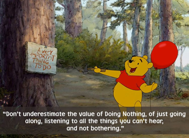 cute winnie the pooh quotes and sayings