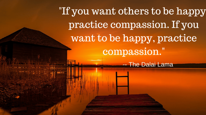 dalai lama quotes compassion