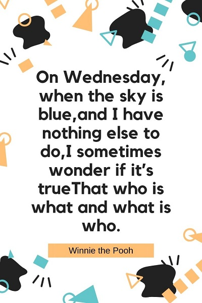most famous its wednesday quotes