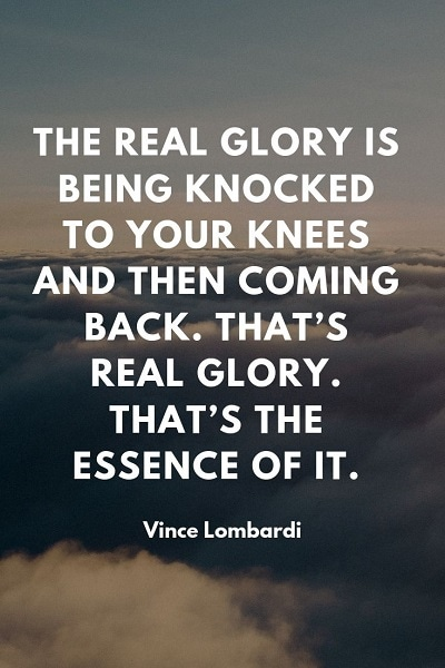 most inspiring quotes by vince lombardi